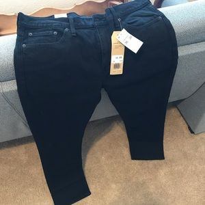 Black Levi's Denim Jeans